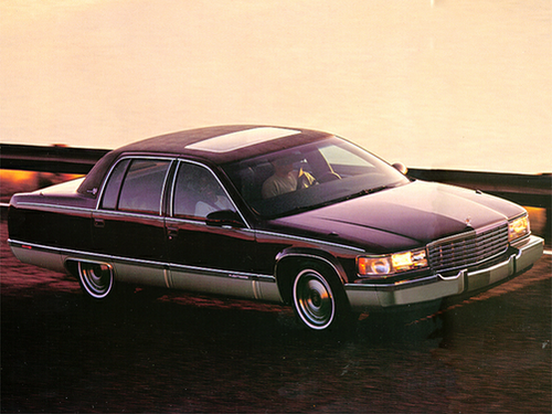 1995 cadillac fleetwood specs pictures trims colors. Cars Review. Best American Auto & Cars Review