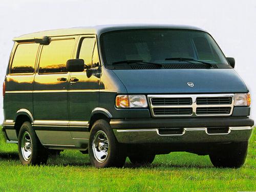 1995 Dodge Ram Wagon