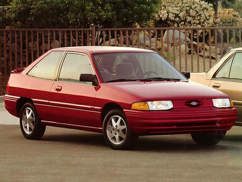 1995 ford escort base 2dr hatchback. Black Bedroom Furniture Sets. Home Design Ideas