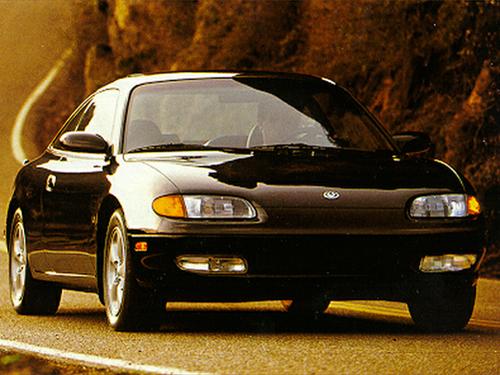 1996 Mazda MX-6