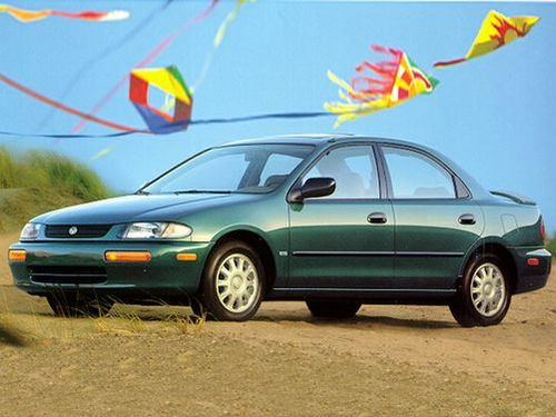1995 mazda protege overview cars 1995 mazda protege publicscrutiny Image collections
