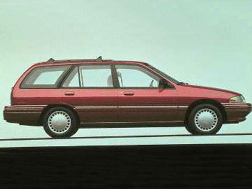 1995 Mercury Tracer