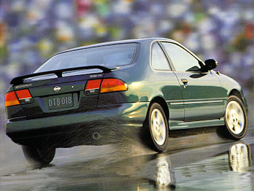 1995 Nissan 200SX Overview   Cars.com