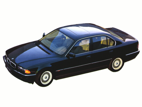 1996 BMW 750