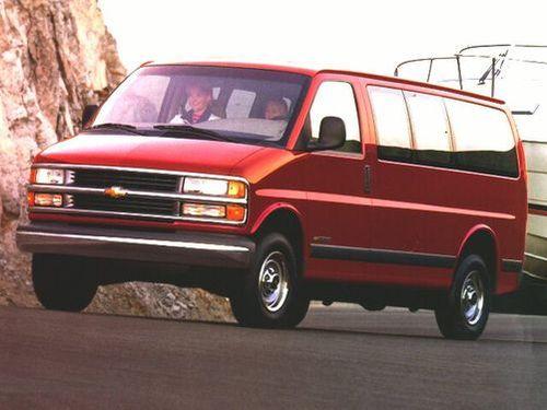 1996 Chevrolet Express 1500