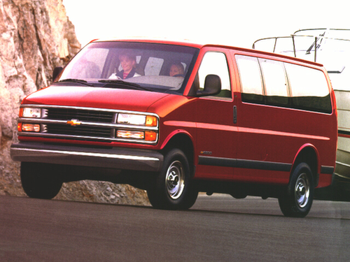 1996 Chevrolet Express 3500
