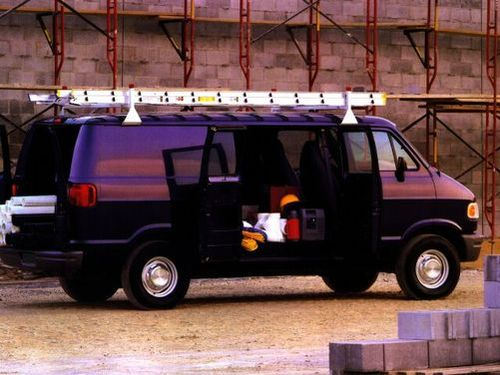 1996 Dodge Ram Van - For every turn, there's cars com