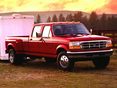 1996 ford f 250 overview. Black Bedroom Furniture Sets. Home Design Ideas