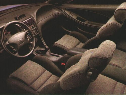 97 ford mustang gt specs