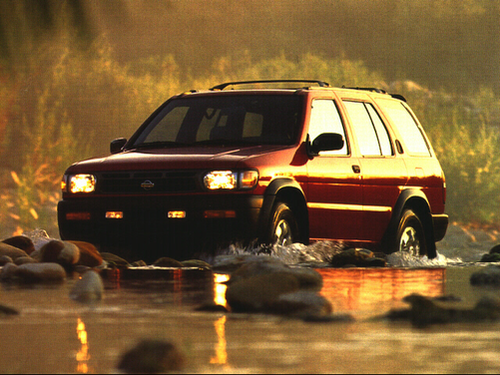 1996 Nissan Pathfinder