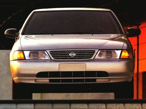 1999 Nissan Sentra Expert Reviews Specs And Photos