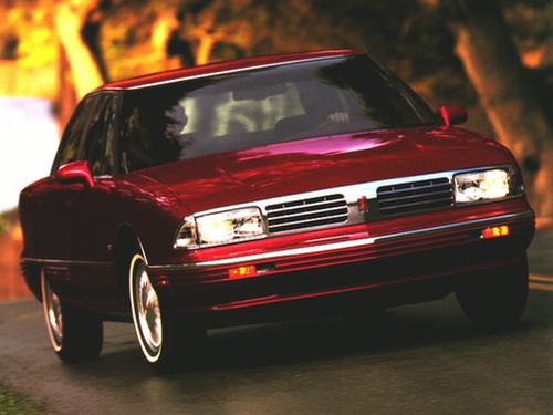 1996 Oldsmobile Ninety-Eight