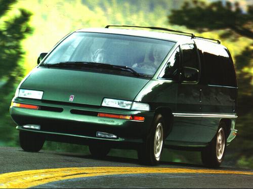 1996 Oldsmobile Silhouette