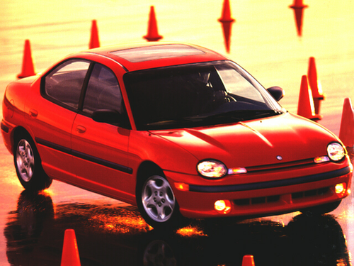 1996 Plymouth Neon
