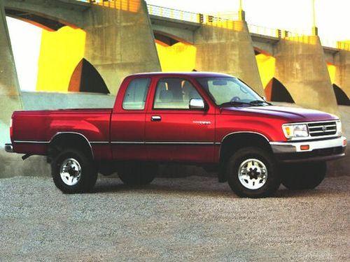 1996 Toyota T100