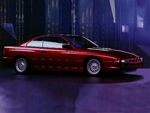 1997 BMW 840