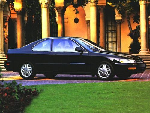 1994–1997 Accord Generation, 1997 Honda Accord model shown