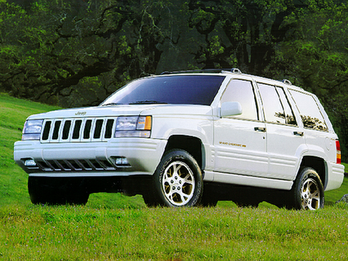 1997 Jeep Grand Cherokee Overview Cars