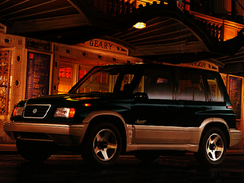 1997 Suzuki Sidekick