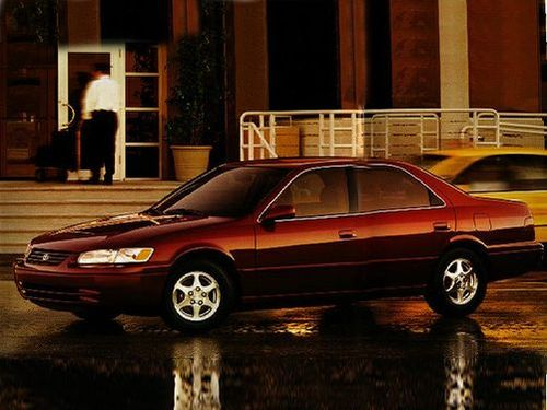 1997 toyota camry overview cars 1997 toyota camry sciox Choice Image