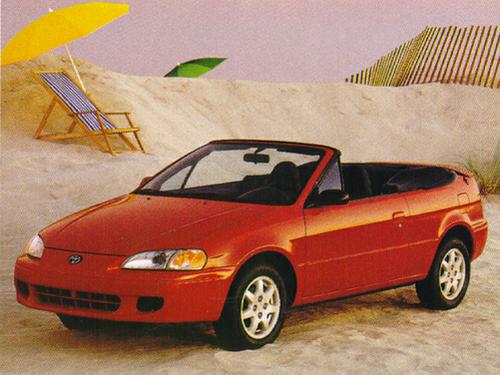 1997 Toyota Paseo