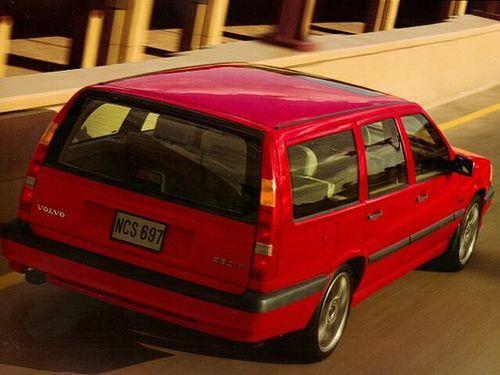 1993–1997 850 Generation, 1997 Volvo 850 model shown