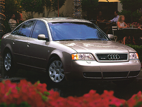 1998 audi a6 overview. Black Bedroom Furniture Sets. Home Design Ideas