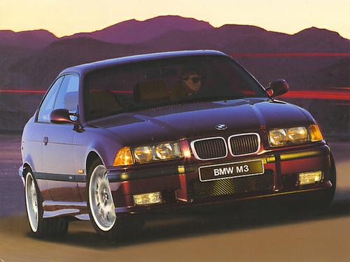 1997 BMW M3