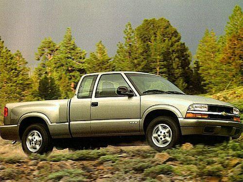 1998 Chevrolet S 10