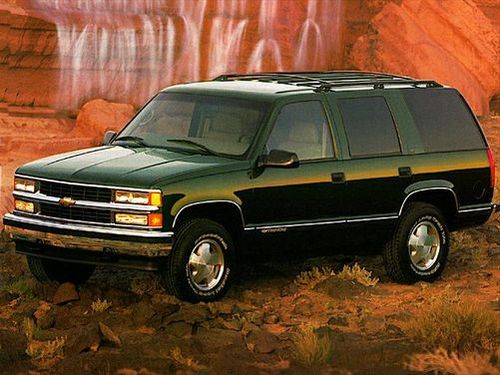 used 1998 chevrolet tahoe for sale in chicago il. Black Bedroom Furniture Sets. Home Design Ideas