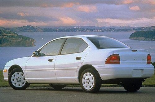 1999 Dodge Neon Expert Reviews Specs And Photos Cars Com