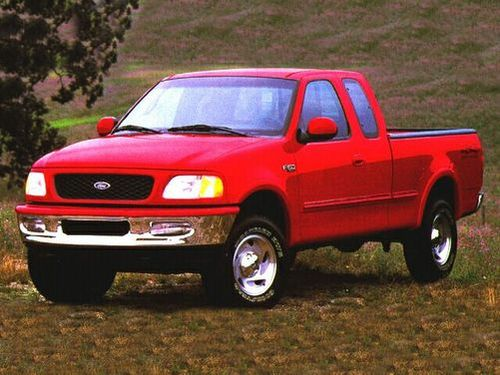 F150 length user manuals 1 9 array 1998 ford f 150 overview cars com fandeluxe Images
