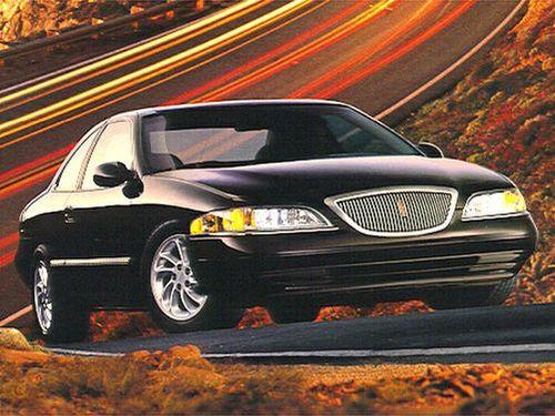 1993–1998 Mark VIII Generation, 1998 Lincoln Mark VIII model shown