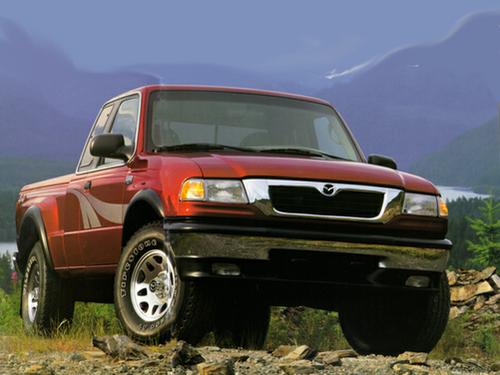 1998 Mazda B4000