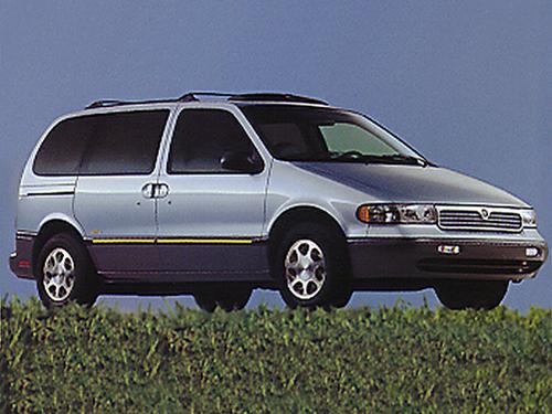 1998 Mercury Villager