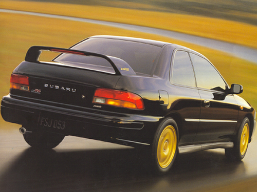 1998 subaru impreza l 2dr 4wd coupe. Black Bedroom Furniture Sets. Home Design Ideas