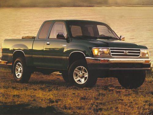 1993–1998 T100 Generation, 1998 Toyota T100 model shown