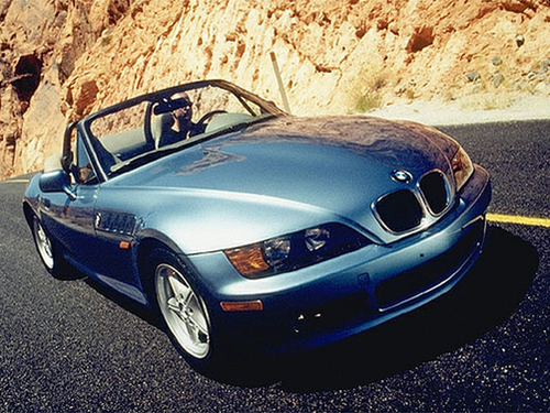 1999 Bmw Z3 2 3 2dr Roadster Cars Com