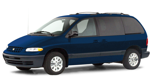 2000 Chrysler Voyager Expert Reviews Specs And Photos Cars Com