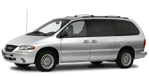 2000 chrysler town country expert reviews specs and photos. Black Bedroom Furniture Sets. Home Design Ideas