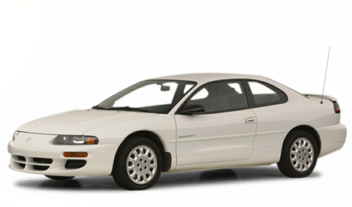 2000 Dodge Avenger - For every turn, there's cars com