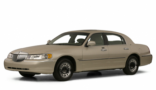 2000 Lincoln Town Car Expert Reviews Specs And Photos Cars Com