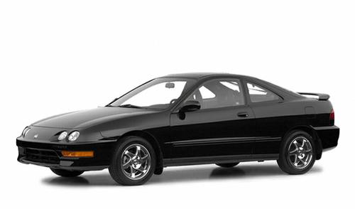1992–2001 Integra Generation, 2001 Acura Integra model shown