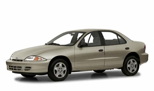 2001 chevy cavalier manual transmission fluid