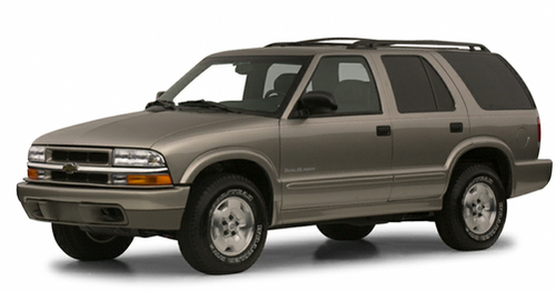 2001 Chevrolet Blazer Expert Reviews Specs And Photos Cars