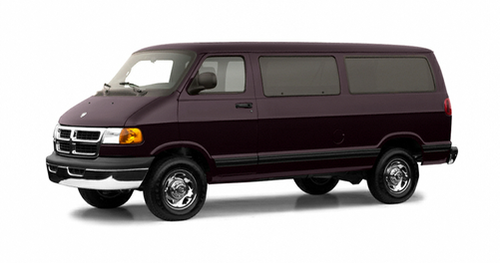 2001 Dodge Ram Wagon - For every turn, there's cars com