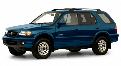 2001 Honda Passport - For every turn, there's cars com