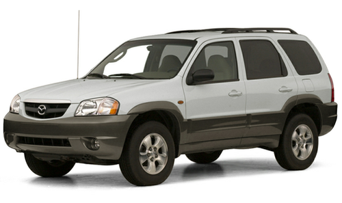2001 mazda tribute expert reviews specs and photos. Black Bedroom Furniture Sets. Home Design Ideas