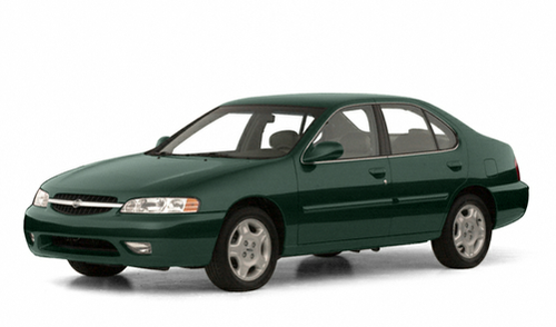 2001 nissan altima gle reviews