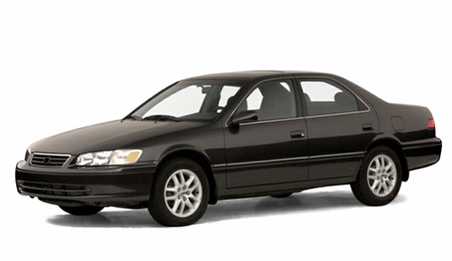 Toyota Camry Overview Carscom - 2001 camry